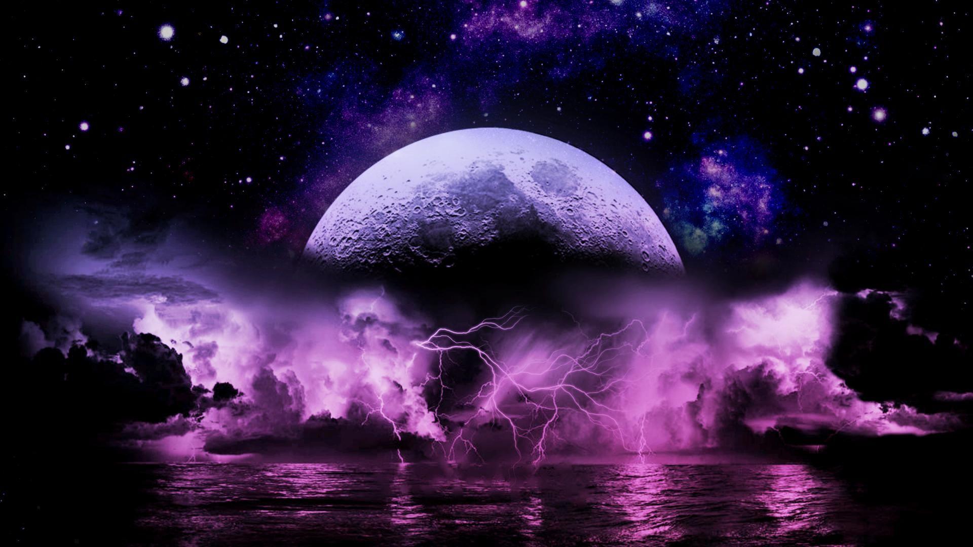 Ảnh mặt trăng độc lạ