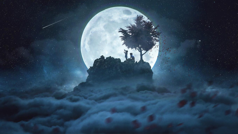 Ảnh siêu trăng tuyệt đẹp
