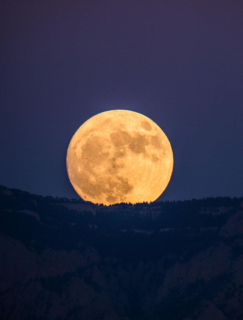Ảnh siêu trăng