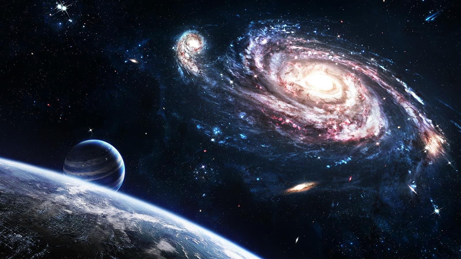 Ảnh vũ trụ dưới góc nhìn của kính thiên văn