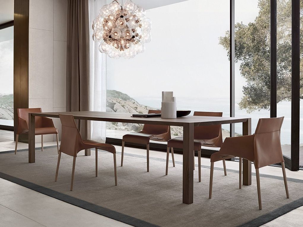 Beautiful dining table template
