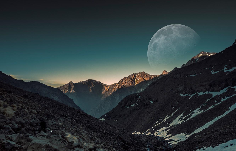 Hình ảnh đẹp nhất về mặt trăng