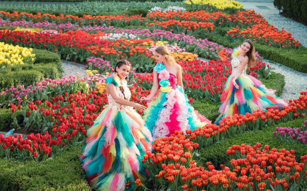 Lễ hội hoa Tulip Sun Worrld