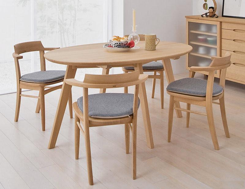 Mẫu bàn ăn 4 ghế đẹp nhất