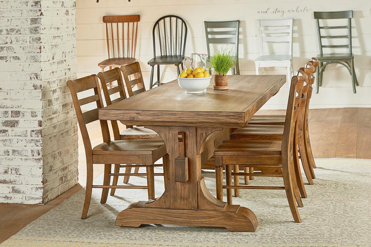 Mẫu bàn ăn đẹp có thiết kế tiện tích nhất năm