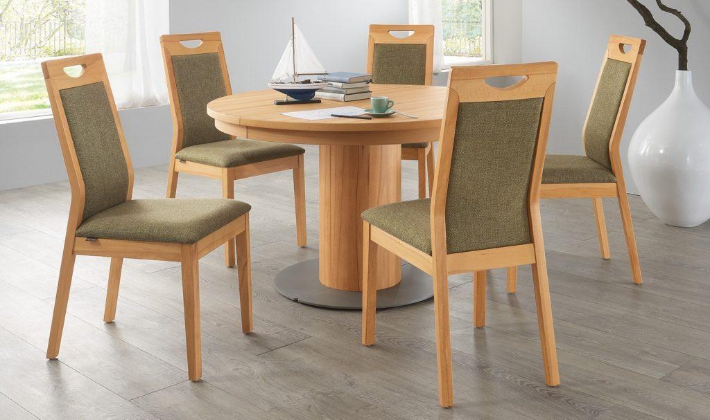 Mẫu bàn ăn gỗ hiện đại giá rẻ đẹp nhất